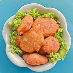 Mysore Bonda – quick fritters